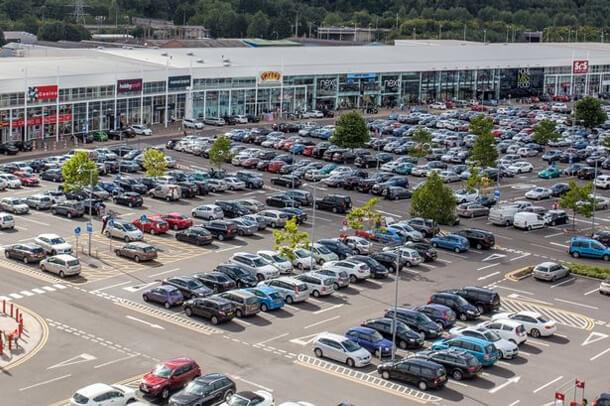 capital retail park