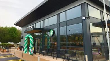 Starbucks Drive Through