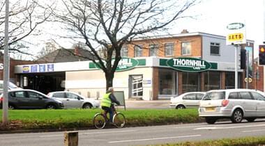Thornhill Retail Development