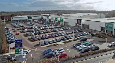 Ty Glas Retail Park